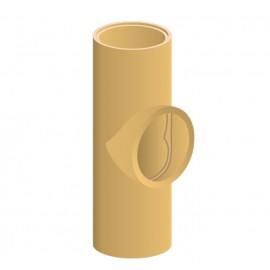 Тройник керамический Hart