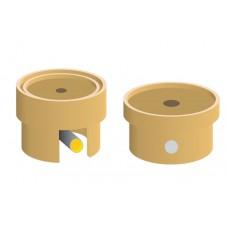 Слив конденсата керамический Hart