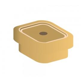 Конденсатосборник керамический, квадратный Hart Keramik