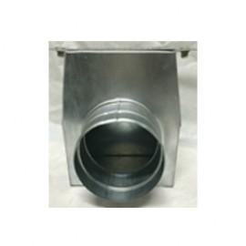 Доплер из оцинкованной стали (Uniflame)