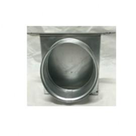 Доплер из оцинкованной стали (Nordflam)