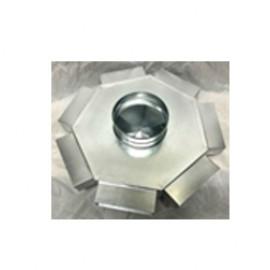 Разделитель для вентиляции (прямоугольный)