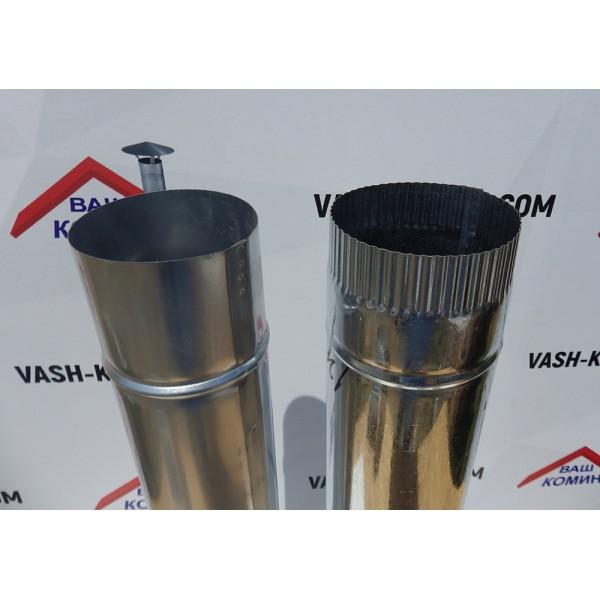 Труба для вентиляции (1м)