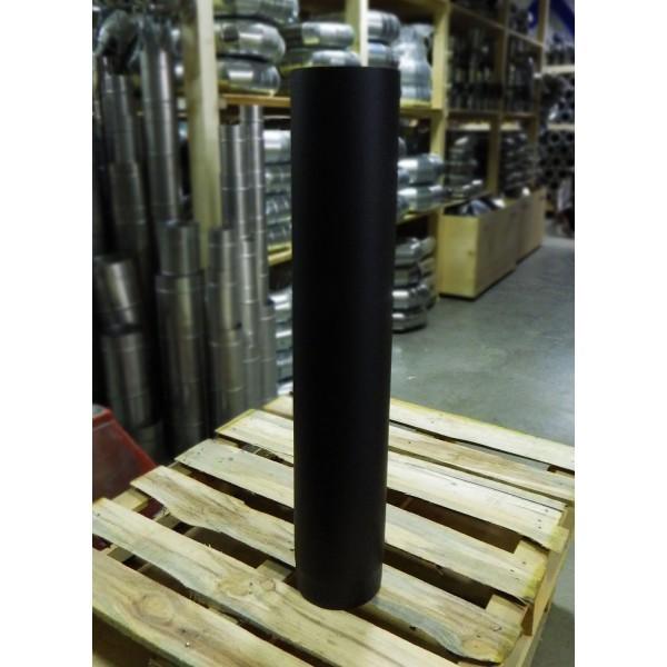 Труба из черной стали (1 м)