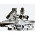 Трубы с хромированной нержавеющей стали (0,45 мм) (14)