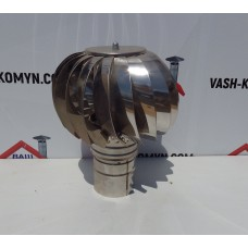 Турбодефлектор для вентиляции