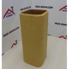 Дымоходная квадратная керамическая труба Hart Keramik