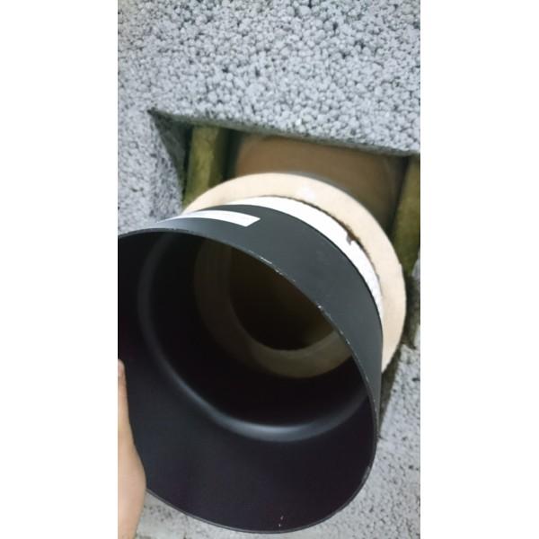Переходник на керамическую трубу