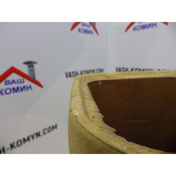 Керамический квадратный тройник Hart Keramik