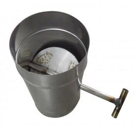Шибер (кагла) для дымохода