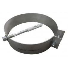 Скоба (с дюбелем) для дымохода