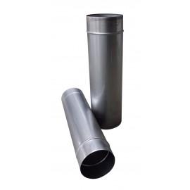 Дымоходные трубы из нержавейки (0,5 м)