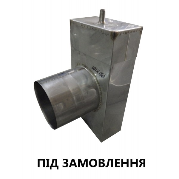 Тройник дымохода 90