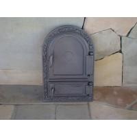 Спареные дверцы для печи DW10 Halmat