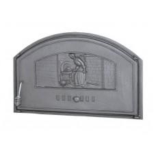 Дверцы из чугуна DCHD2-P Halmat