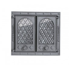 Дверцы двухстворчатые со стеклом LITWA Halmat