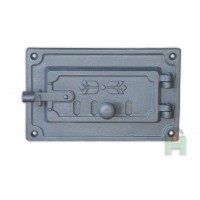 Дверца для зольника DPK3R  Halmat