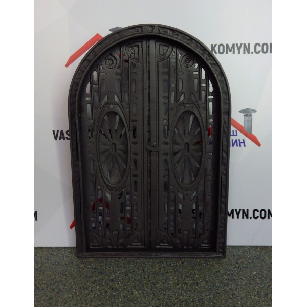 Ажурные печные дверцы AŻUROWE Halmat