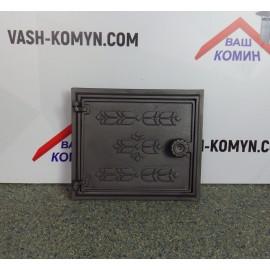 Дверца из чугуна DPK12 Halmat
