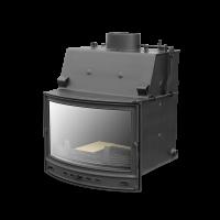 Топка для камина с водяной рубашкой PL190  Panorama(15 кВт)