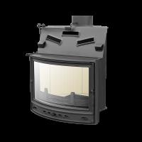 Угловой камин Lechma PP190 Panorama Korner (8 кВт)