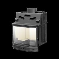 Стальной камин Lechma PP190 Pryzma цельная (14 кВт)