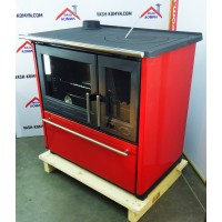 Варочная печка Plamen 850 Glas (red)