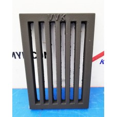Колосниковая чугунная решетка 300 x 200 мм