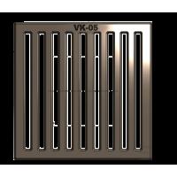 Колосниковая решетка из чугуна 300 x 300 мм