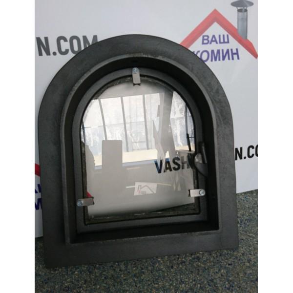 Арочная стеклянная дверца DPK9 Halmat
