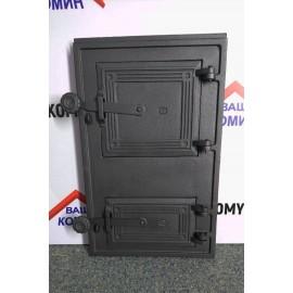 Двойная дверца для печки DPK11 Halmat