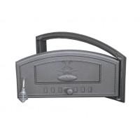 Чугунные дверки DCH2-P