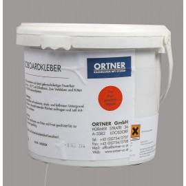Клей для огнеупорных материалов Isoboard Ortner 3kg
