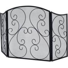 Трехсторонний защитный экран MARIPOLI для камина