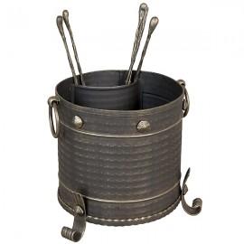 Инструменты для камина Beczka