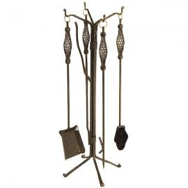 Инструменты для камина аксессуары