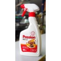 Средство Passion Gold для чистки каминных стекол, грилей и духовок