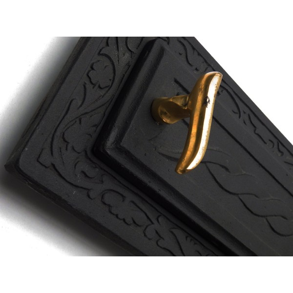 Дверка для зольника