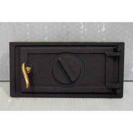 Дверца в печь поддувальная