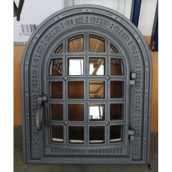 Дверца печная