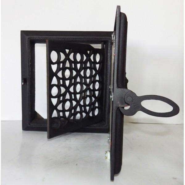 Дверца для каминаили печки