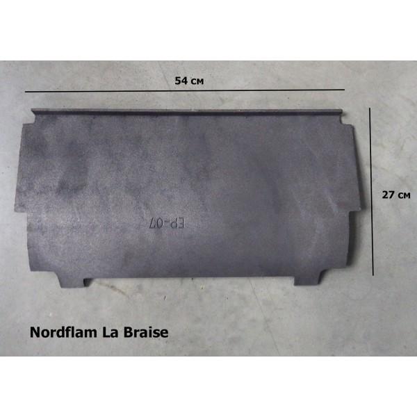 Дефлектор для каминной топки Nordflam