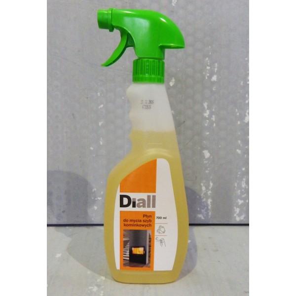 Очиститель стекла камина Diall