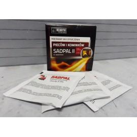 Sadpal - порошок для чистки дымоходов