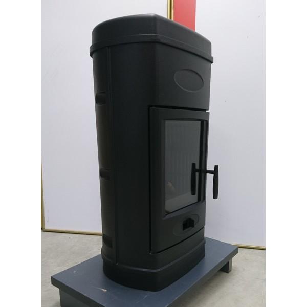 Дровяная печь Plamen Aurora (black)