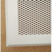 Решетка металлическая каминная Standart кремовый