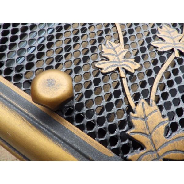 Декоративные каминные решетки «Ретро»