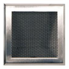 Решетка вентиляционная каминная металлическая Standart хром шлифованный