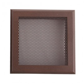 Каминная решетка Standart коричневая